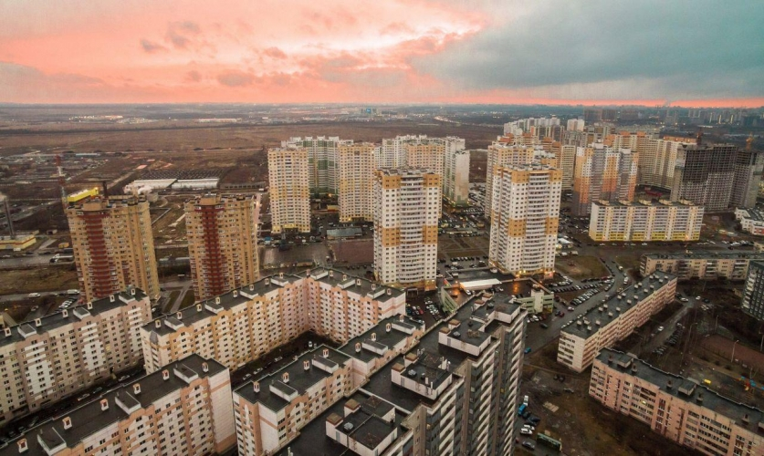 В Шушары пришел московский застройщик с проектом нового ЖК