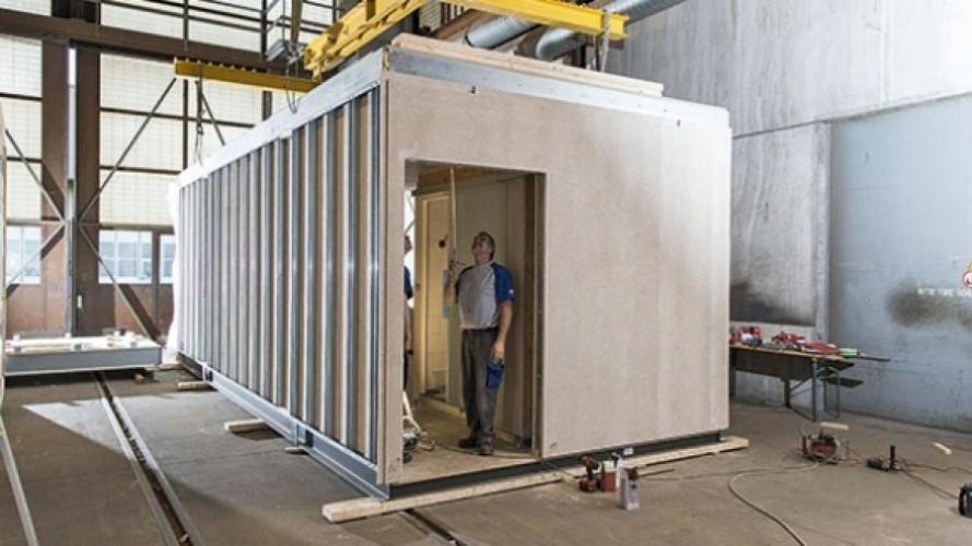 СП «Новый дом» инвестирует 6 млн евро в производство модульных домов в Московской области