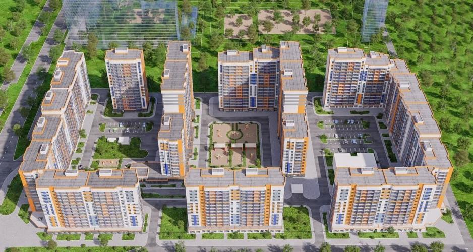 Компания «Лидер Групп» вывела на рынок вторую очередь проекта комплексного освоения «Территория» в Ленобласти
