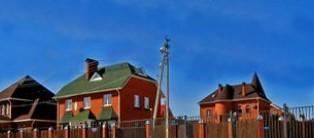 Фото коттеджного поселка Городище от Penny Lane Realty. Коттеджный поселок Gorodische