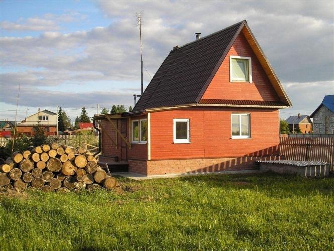 Маткапитал могут разрешить тратить на строительство дома на садовом участке