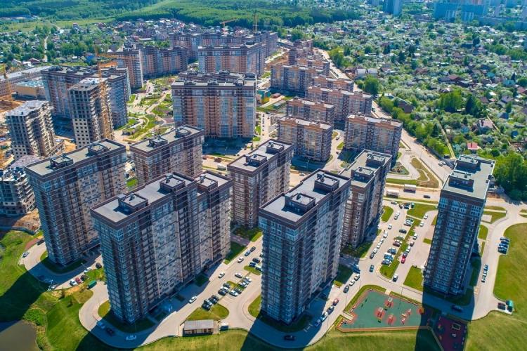 Проблемный ЖК «Татьянин парк» в Новой Москве полностью достроен