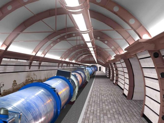 Власти Петербурга и Ленобласти приняли принципиальное решение о строительстве метро в Кудрово