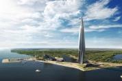 Фото ЖК Лахта Центр от Газпром нефть Восточно-Европейские проекты. Жилой комплекс