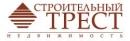 Логотип Строительный трест