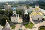 Губернатор Воробьев дал старт проекту реконструкции подмосковного Сергиева Посада для превращения его в ворота «Золотого кольца»
