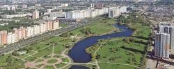 Петербуржцы противятся застройке парка Интернационалистов