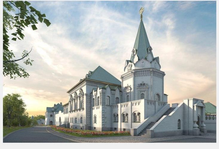 Руины Федоровского городка в Пушкине отреставрируют под вип-резиденцию с патриаршими палатами к сентябрю 2019