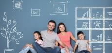 Подмосковным семьям снизили ставку по льготной ипотеке до 6%