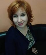 Линькова Юлия Валерьевна