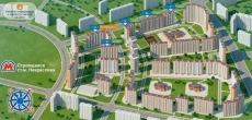 «ДСК-1» приступила к реализации квартир во 2 корпусе ЖК «Некрасовка»