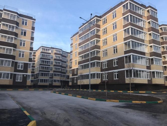 Спустя 6 лет сдан комплекс-долгострой «Квартал Европа» в Балашихе