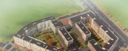 Компания Glorax Development начала новый жилой проект на территории завода «Самсон» в Петербурге