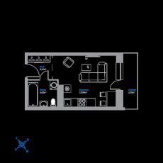 Фото планировки Томилино Парк от Группа Самолет. Жилой комплекс Томилино 2018