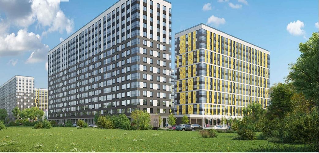 Девелопер Setl City вывел на рынок помещения для бизнеса в своем ЖК «Pulse на набережной» в Невском районе