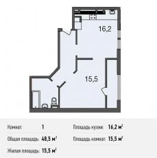 Фото планировки Новогорск Парк от Конструктор. Жилой комплекс Novogorsk