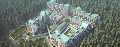 ЖК Шереметьево парк от компании СВЕ компани