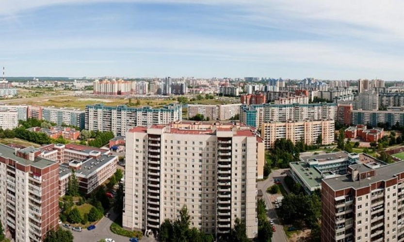«Первичка» быстрее всего дорожает в Калининском и Кировском районах. «Вторичка» - в Красносельском