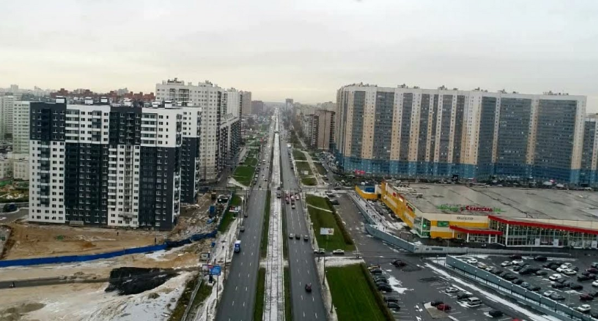 Вице-губернатор Албин: Надо одновременно строить жилье и социальные объекты