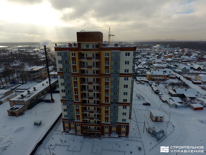 Фото ЖК Янинский Каскад 3 очередь