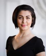 Евдокимова Марина Аслановна