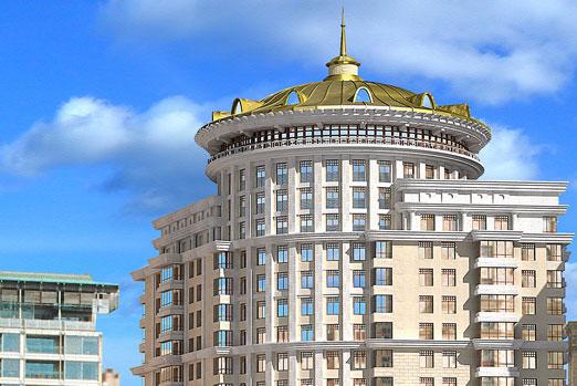 Фото ЖК Дом на Смоленской набережной