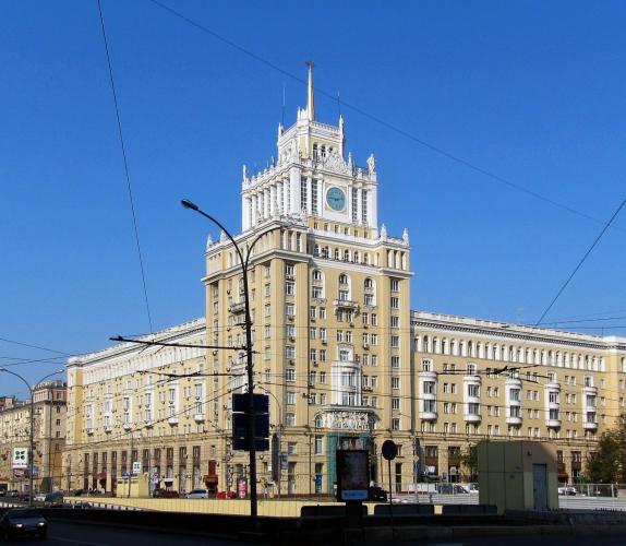 Сделка по продаже московской гостиницы «Пекин» Китаю не состоялась