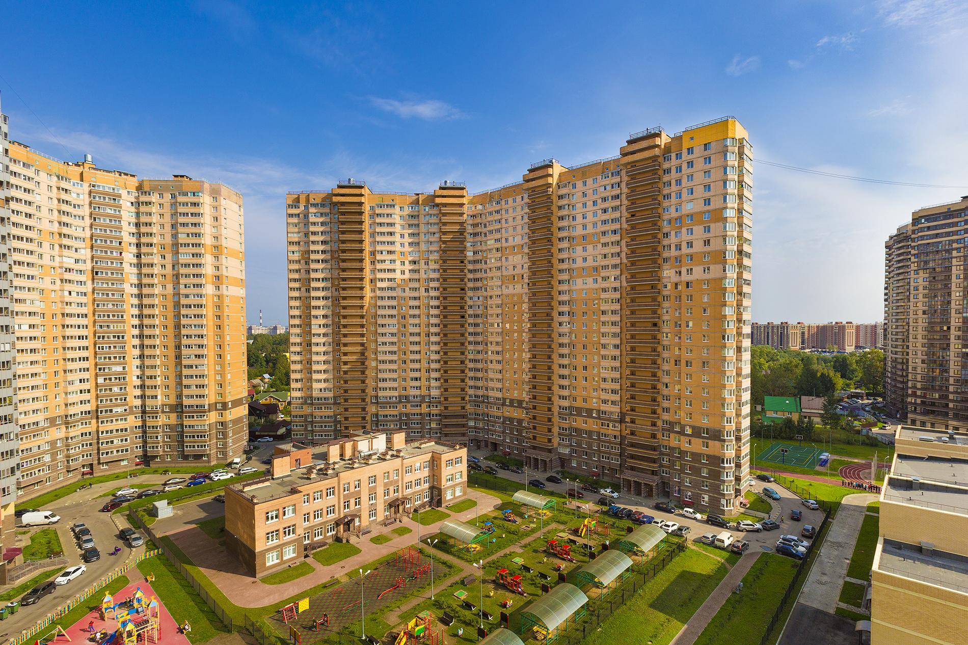 ea4c6d489183d ЖК Новое Мурино в Ленобласти от ЦДС - цены, планировки квартир