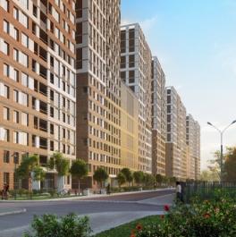 Продажа 1-комн квартиры в новостройке ул Невзоровой, д. 2