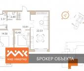 Продать Квартиры в новостройке Боровая ул  19кА