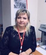 Егорова Елена Сергеевна