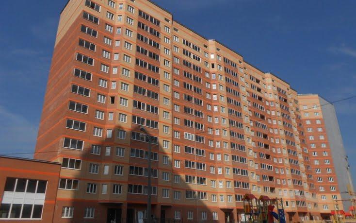 Фото ЖК Дом на улице Борисова
