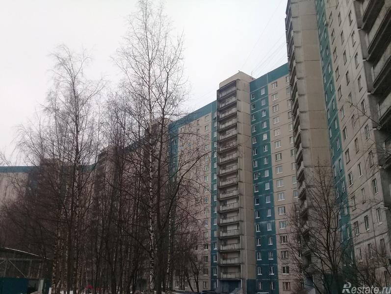 Продать Квартиры вторичка Санкт-Петербург,  Приморский,  Комендантский пр., Комендантский пр-кт