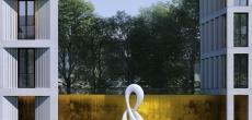 Более 100 работ приняли участие в конкурсе на создание арт-объекта для дома в Хамовниках