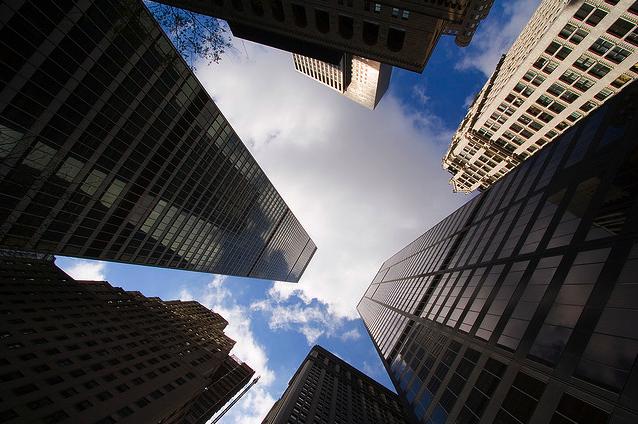Коммерческая недвижимость 2013:  объемы снижаются, ставки растут