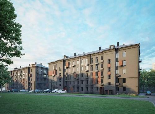ЖК Парковая апартаменты от компании NEGRESCO