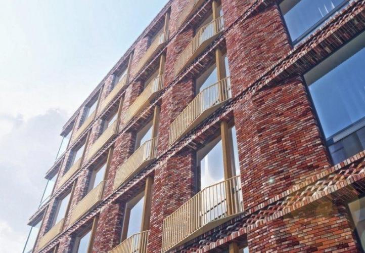 Компания «Штрабаг» по заказу MR Group начала строительство клубного комплекса апартаментов премиум-класса «Maison Rouge» («Мезон Руж»)
