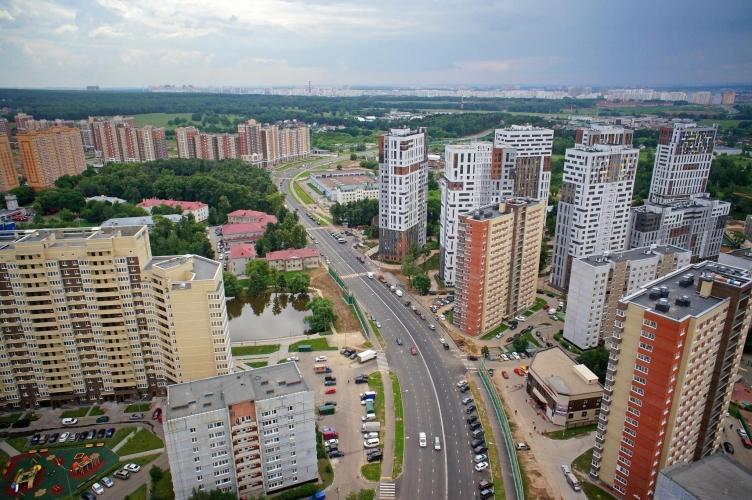 До 2035 года в Новую Москву вложат 7 трлн рублей инвестиций