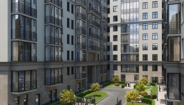 На долю двухкомнатных квартир приходится 28,5% предложения на рынке строящегося жилья Петербурга