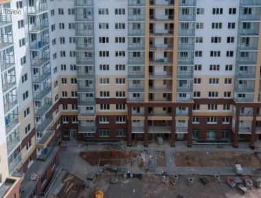 Фото ЖК Тойве от ЮИТ Санкт-Петербург. Жилой комплекс Toive