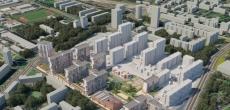Градсовет согласовал проект Setl City на бывших площадях пивзавода «Балтика»