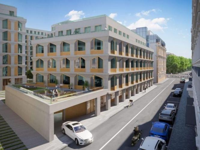 Одобрен проект МФК «A-Residence» - заключительный этап бизнес-центра «Аврора»