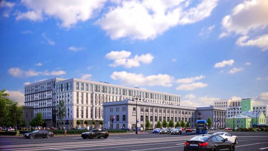 Компания «Красная стрела» построит ЖК бизнес-класса на Московском проспекте