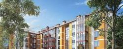 Малоэтажный ЖК «Образцовый квартал 4» на Пулковских высотах завершен досрочно