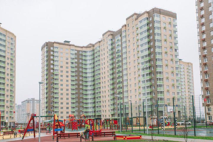 Застройщики столичного региона продали жилья на 1 трлн рублей