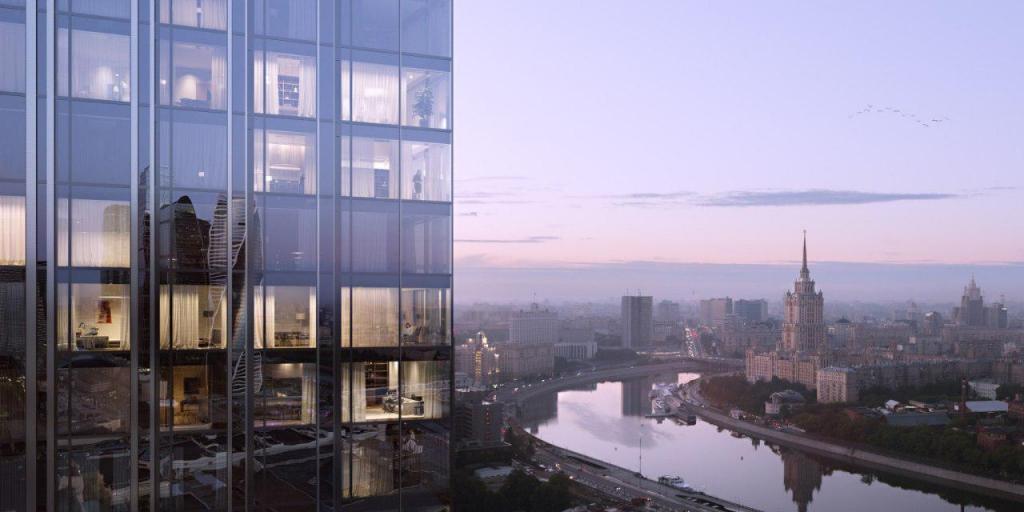 Фотография ЖК «Capital Towers»
