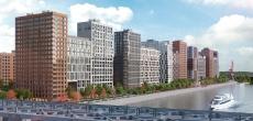 ГК ПИК перекупает МФК «Западный Порт», находящийся в процессе строительства, у компании «Шатер девелопмент»