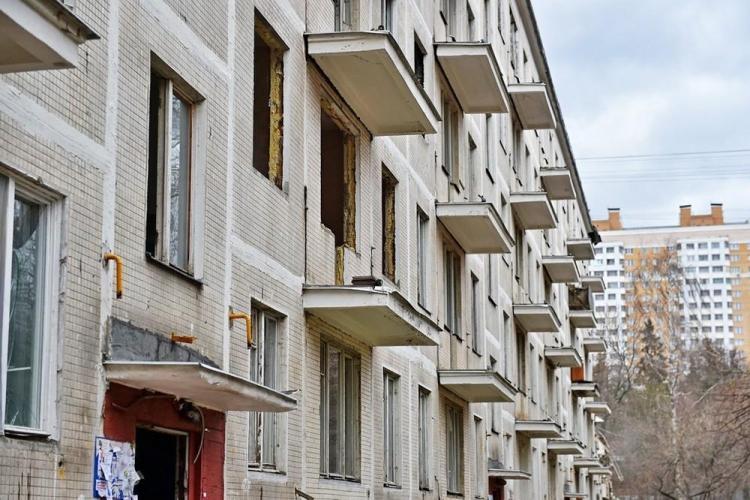 Госдума большинством голосов приняла в первом чтении законопроект о реновации пятиэтажек в Москве