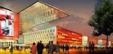 """Первая очередь """"ЭкспоФорума"""" откроется во 2-м квартале 2014 года"""