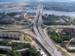 Медведев открыл южный участок ЗСД